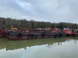 Barge for Conversion