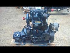 SABB 2JHR 30hp Twin Cylinder Marine Diesel Engine - Very Low Hours!!!