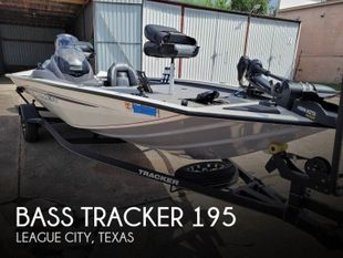 2020 Bass Tracker Pro 195 TXW Tournament Edition