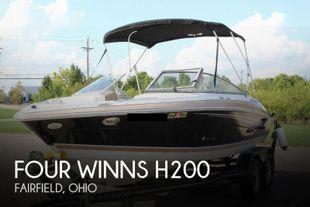 2008 Four Winns H200