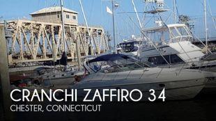 1997 Cranchi Zaffiro 34