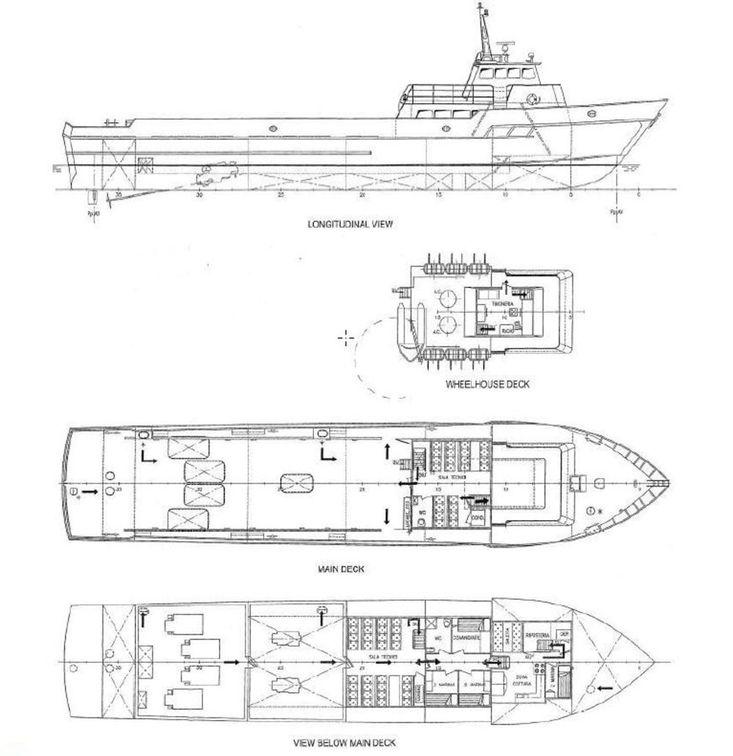 1982 Crew Boat - Crew Boat For Sale