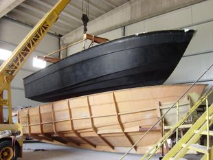 Boat Moulds for various workboats 9m -17m