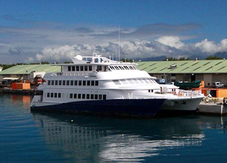 118' CRUISE SHIP CATAMARAN