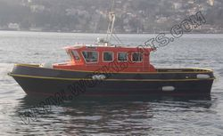 (USED) 14.50M TWIN SCREW CREW BOAT 20PAX