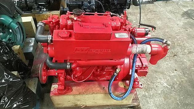 Westerbeke W30 (BMC 1500) 25hp Marine Diesel Engine