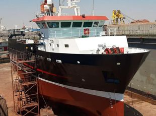 2004 Offshore - Supply Support Vessel For Sale & Charter
