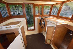 Wheelhouse interior