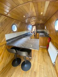 lovely 2006 liverpool boats 62ft trad