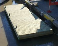 10'x 30′ Floating Dock