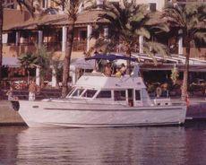 1997 Searanger Yachts 448
