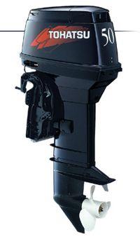 Tohatsu Two Stroke Series M50