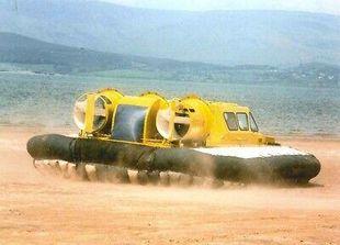 Sealand Hovercraft 1974