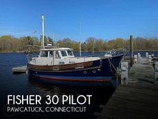 1977 Fisher 30 Pilot