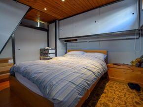 Dutch Barge 23m  - Master Suite