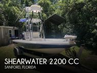 2004 Shearwater 2200 CC