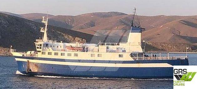 58m / 600 pax Passenger / RoRo Ship for Sale / #1020494