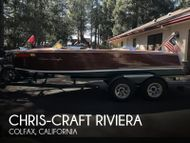 1950 Chris-Craft Riviera