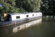 2010 Collingwood 60ft wide beam cruiser