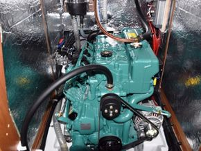 Bavaria 46 Cruiser  - Engine