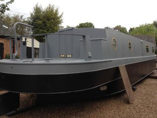 65 X12 WIDE BEAM BARGE SAILAWAY