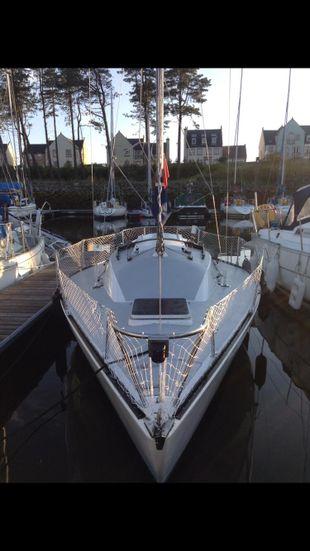 Egythene 24 Yacht sailing boat inboard D