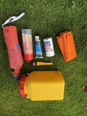 Inshore safety equipment