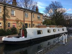 57ft Traditional Narrow Boat