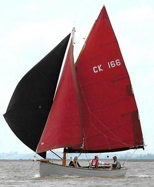 Open Mersea Sailing Brig
