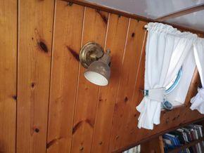 Bruce Roberts Spray 46, Cutter Rigged Ketch  - Interior