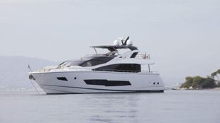 2019 Sunseeker Yacht