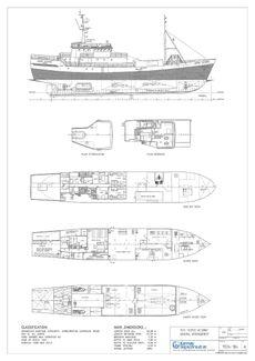 Guard Service Offshore Vessel
