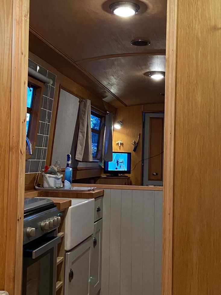 2010 45' Liverpool Trad Narrowboat (Complete Refit 2020)