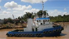 1300HP Twin Screw Tugboat