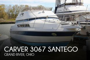 1989 Carver 3067 Santego
