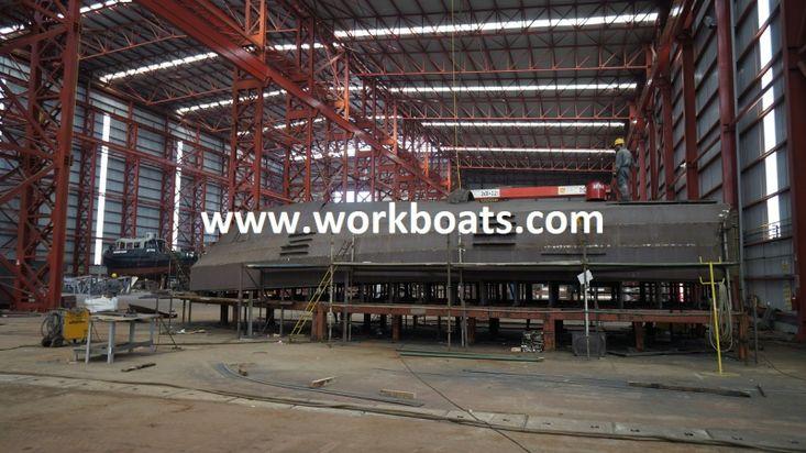 17 Meter Fast Pilot boat