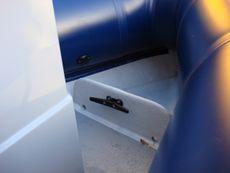 XS-460 Open Bow Locker
