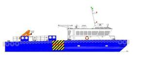 24m crew boat