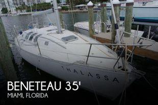 1991 Beneteau First 35 S 5