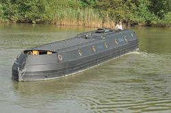 2012 Wide Beam Narrowboat Reeves 58