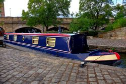 Hidnerious 55ft Trad built 2002 by RLL Boats