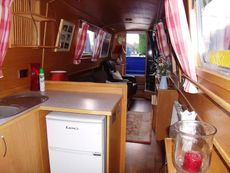 Gypsy 65ft 2013 Heritage 4 berth curiser stern narrowboat