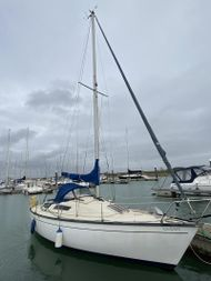 1983 Beneteau First 25 with Lifting Keel