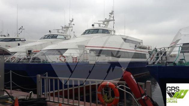 35m / 341 pax Passenger Ship for Sale / #1057103