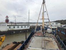 Cargo Ship for Conversion
