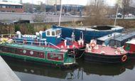 Inland Waterways History - Tom Pudding Tug and Jabus