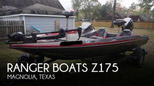 2016 Ranger Boats Z175
