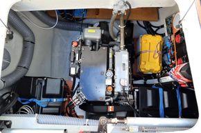 starboard motor