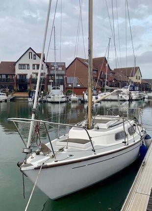 Hurley 22 Yacht - MOONWIND - Fareham