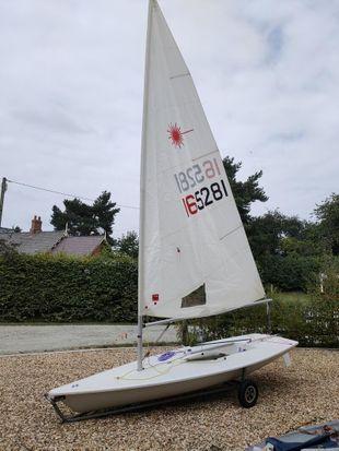 Laser 1 Sail 165281 Standard